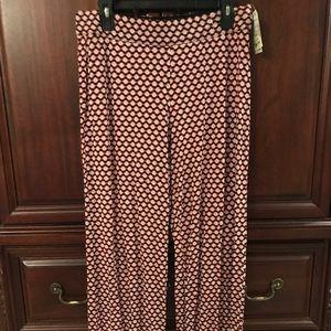 MAX EDITION PULL ON DRESS SLACKS PL NWT